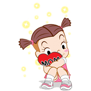 [BIG] Jumbooka Thankful Stickers Sticker for LINE & WhatsApp | ZIP: GIF & PNG
