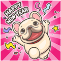[BIG] PIGU Year-End Stickers