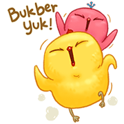 [BIG] Warbie Yama: Ramadan Stickers Sticker for LINE & WhatsApp | ZIP: GIF & PNG
