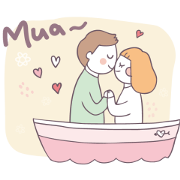 Crazy In Love Music Stickers Sticker for LINE & WhatsApp | ZIP: GIF & PNG