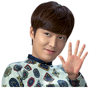 """Drama """"The Inheritors"""" Special Sticker for LINE & WhatsApp 