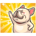 French Bulldog-PIGU: Movin' and Barkin'