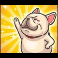 French Bulldog-PIGU: Movin' and Barkin'