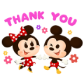LINE: Disney Toy Company Sticker for LINE & WhatsApp | ZIP: GIF & PNG