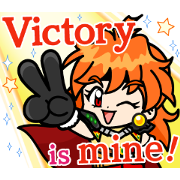 LINE Rangers × Slayers Sticker for LINE & WhatsApp | ZIP: GIF & PNG
