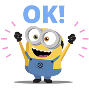 Minions Cute Animated Stickers Sticker For Line Whatsapp