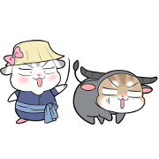 Pudding Hamster Animated Stickers Ver. 4 Sticker for LINE & WhatsApp | ZIP: GIF & PNG