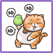 YO! YO! MI-PON Autumn Stickers Sticker for LINE & WhatsApp | ZIP: GIF & PNG