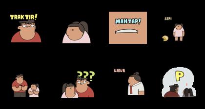 Animasinopal Stickers Line Sticker GIF & PNG Pack: Animated & Transparent No Background | WhatsApp Sticker