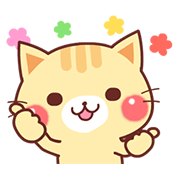 Animated Cats 3 Sticker for LINE & WhatsApp | ZIP: GIF & PNG