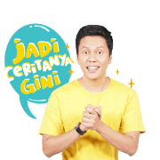 Arief and Tipang Sticker for LINE & WhatsApp | ZIP: GIF & PNG