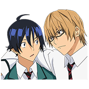 BAKUMAN。 Sticker for LINE & WhatsApp | ZIP: GIF & PNG