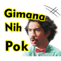 Benyamin: Biang Kerok Sticker for LINE & WhatsApp | ZIP: GIF & PNG