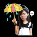 Boom Mini Sticker for LINE & WhatsApp | ZIP: GIF & PNG