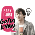 Charlie Puth Sticker for LINE & WhatsApp | ZIP: GIF & PNG