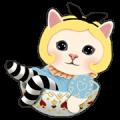 Choo Choo Cats: Sweet Dreams Edition Sticker for LINE & WhatsApp | ZIP: GIF & PNG