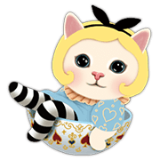 Choo Choo Cats: Sweet Dreams Edition Sticker for LINE & WhatsApp   ZIP: GIF & PNG