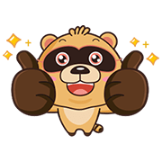 Constellations Coon - Blues:Funny Life Sticker for LINE & WhatsApp | ZIP: GIF & PNG