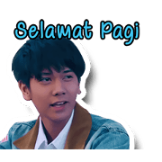 Dilan Movie Stickers 2 Sticker for LINE & WhatsApp | ZIP: GIF & PNG