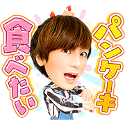 Masaru Yumeya Stickers Sticker for LINE & WhatsApp | ZIP: GIF & PNG