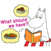 Moomin: Family Stickers Sticker for LINE & WhatsApp | ZIP: GIF & PNG