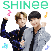 SHINee Special 3 Sticker for LINE & WhatsApp | ZIP: GIF & PNG
