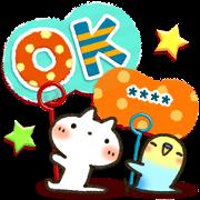 Sweet Healing Custom Stickers Sticker for LINE & WhatsApp | ZIP: GIF & PNG