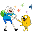 Talking Moving Adventure Time