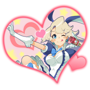 BRAVELY DEFAULT CHARACTOR STICKERS! Sticker for LINE & WhatsApp | ZIP: GIF & PNG
