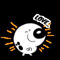 Gugug! Sticker for LINE & WhatsApp | ZIP: GIF & PNG