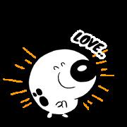 Gugug! Sticker for LINE & WhatsApp   ZIP: GIF & PNG