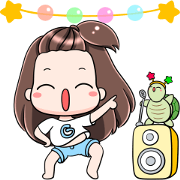 Gyoza: Animated Stickers Sticker for LINE & WhatsApp | ZIP: GIF & PNG