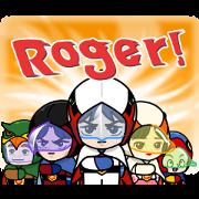 LINE Rangers × GATCHAMAN Sticker for LINE & WhatsApp | ZIP: GIF & PNG