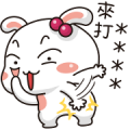 POPO & JOJO Custom Stickers Sticker for LINE & WhatsApp | ZIP: GIF & PNG