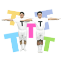 TT Brothers Stickers Sticker for LINE & WhatsApp | ZIP: GIF & PNG