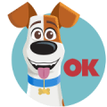 The Secret Life of Pets 2 Stickers Sticker for LINE & WhatsApp | ZIP: GIF & PNG