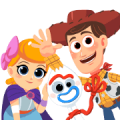 Toy Story 4 × Vithita Sticker for LINE & WhatsApp | ZIP: GIF & PNG