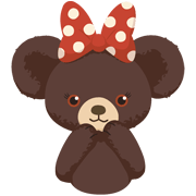 UniBEARsity2 Sticker for LINE & WhatsApp | ZIP: GIF & PNG
