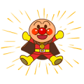 Anpanman part 5 Sticker for LINE & WhatsApp | ZIP: GIF & PNG
