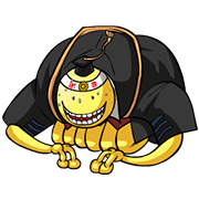 Assassination Classroom Sticker for LINE & WhatsApp | ZIP: GIF & PNG