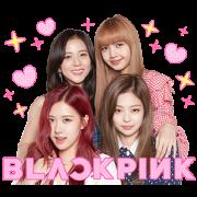 BLACKPINK 2 Sticker for LINE & WhatsApp | ZIP: GIF & PNG