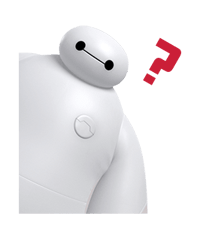 Big Hero 6: Animated Stickers Sticker for LINE & WhatsApp | ZIP: GIF & PNG