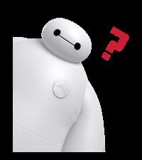 Big Hero 6: Animated Stickers Sticker for LINE & WhatsApp | ZIP: GIF & PNG