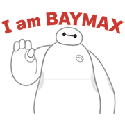 Big Hero 6: Animated Stickers 2 Sticker for LINE & WhatsApp | ZIP: GIF & PNG