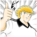 Captain Tsubasa: Dream Team Stickers