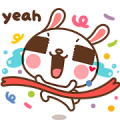 Labito: Cutie Pie Sticker for LINE & WhatsApp | ZIP: GIF & PNG