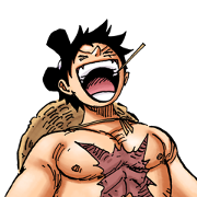 ONE PIECE FILMS STICKERS 2019 Sticker for LINE & WhatsApp   ZIP: GIF & PNG