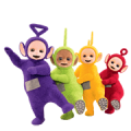 Teletubbies Sticker for LINE & WhatsApp   ZIP: GIF & PNG