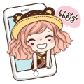 Weewa 2 (AIS) Sticker for LINE & WhatsApp | ZIP: GIF & PNG
