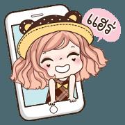 Weewa 2 (AIS) Sticker for LINE & WhatsApp | ZIP: GIF & PNG